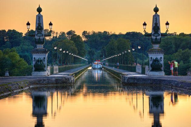 Hausboot Urlaub Frankreich
