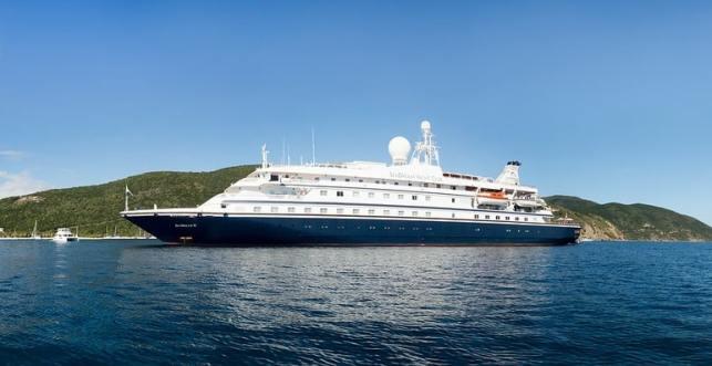 Seadream Yachtclub corona