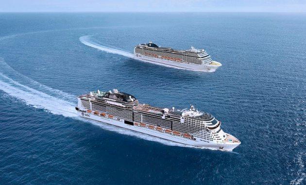 MSC Cruises Neustart