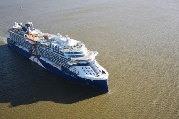 Celebrity Cruises Reiserouten