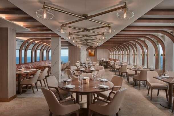Norwegian Cruises Scarpetta