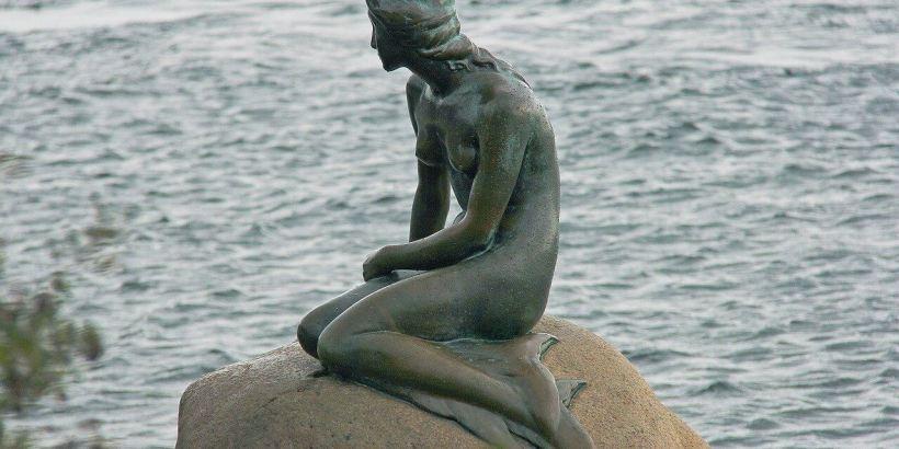 Meerjungfrau Copenhagen