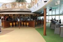 Beachclub AIDAprima