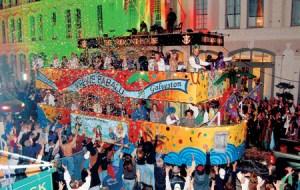 Krewe Babalu Annual All Krewe Parade