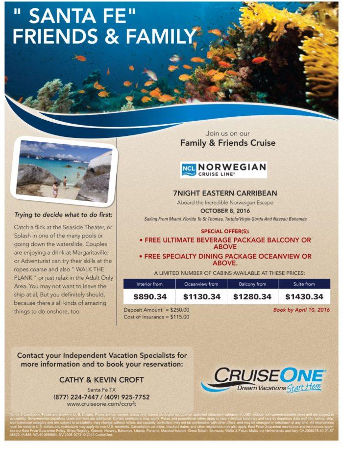 Krewe Babalu Friends and Family Cruise