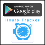 Hours Tracker PlayStore Tab