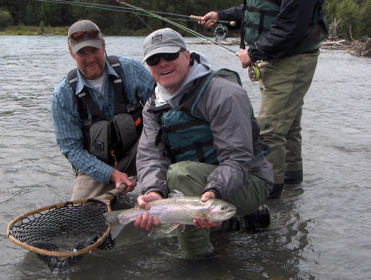 Kenai river fly fishing guided alaska fly fishing for Fly fishing alaska