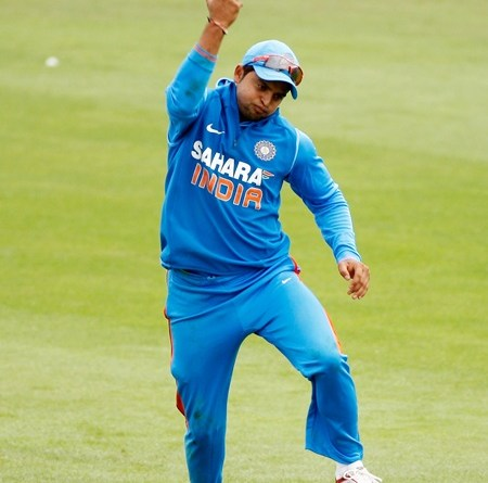 Suresh Raina -No doubt that he is the best fielder