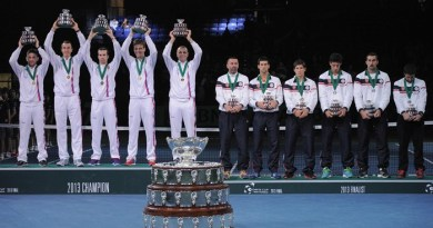 Czech Republic Lifts Davis Cup 2013