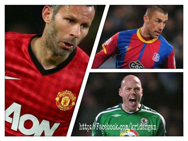 The 10 Oldest Players in the English Premier League