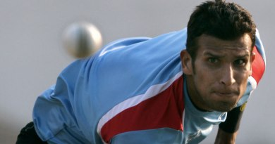 Ishwar Pandey in Indian Team