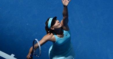 Maria Sharapova Australian open Tennis
