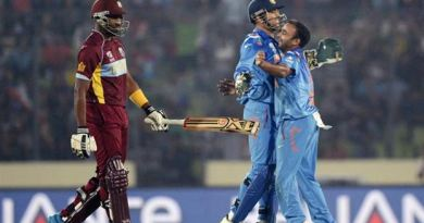 India Cricket Win