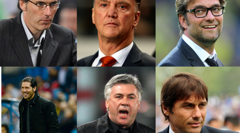 Manchester United potential managers
