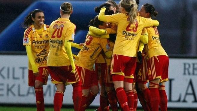 Womens Champions League.