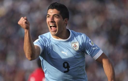 Luis Suarez Uruguay