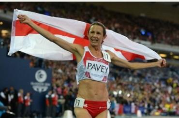 runner Jo Pavey