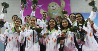 Asian Games Indian badminton team medal
