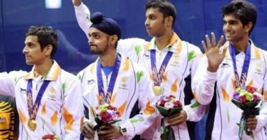Squash india
