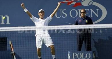 US Open -nishikori-beats-djokovic
