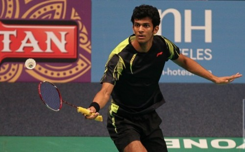 Ajay Jayaram Indian Badminton