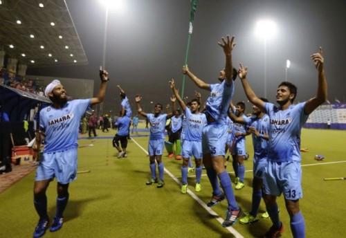 Hockey Champions india