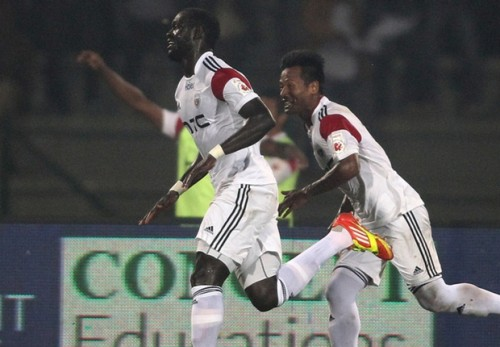 Chennaiyin FC Stunned By NorthEast United