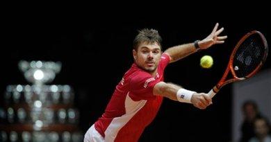 Davis Cup swiss vs france
