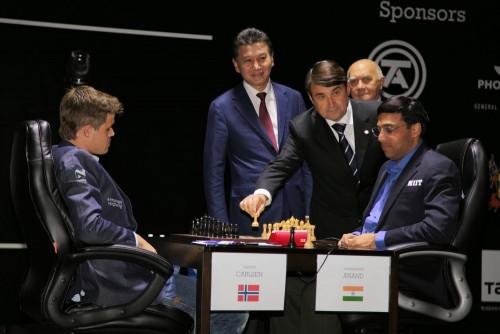 Sochi World Chess Championship