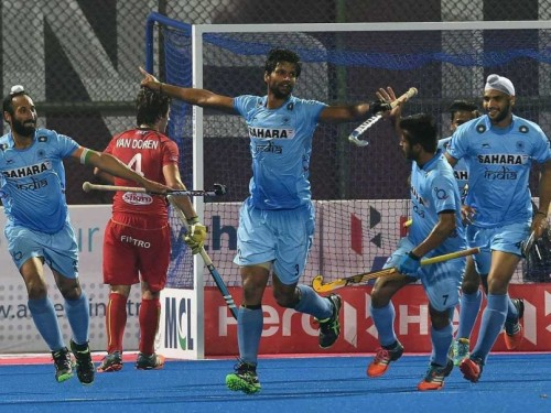 Semifinals of Champions Trophy