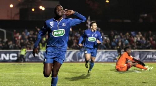 Marseille suffer Coupe de France