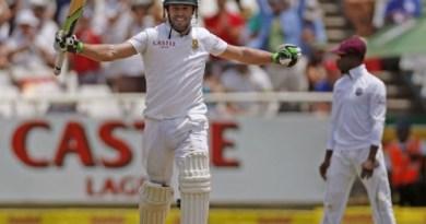 South Africa AB de Villiers