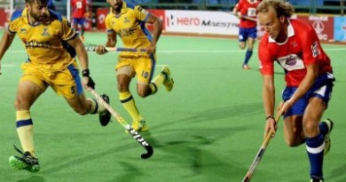 2015 Hero Hockey India League Semifinal