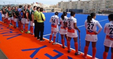 Hockey India women