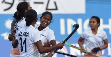Indian Women Hockey