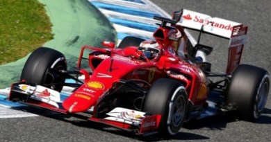 Formula-One Pre-Season