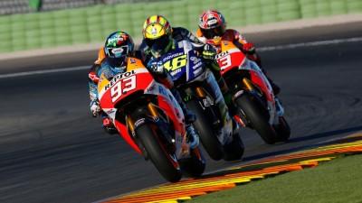 MotoGP Pre-Season