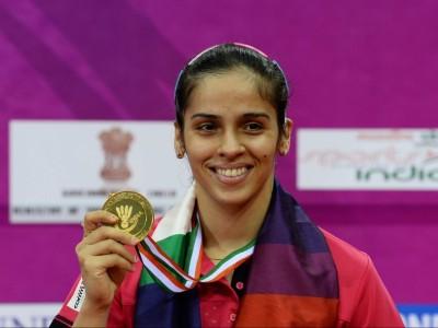 World No.1 Saina