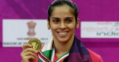 World No.1 Saina