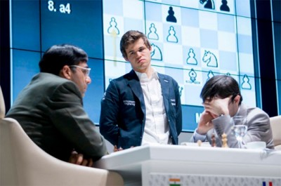 Carlsen  chess