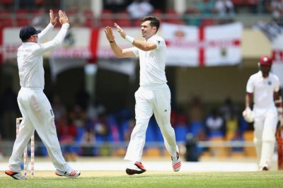After a cricket World Cup in Australia and New Zealand during which the performance of the England team was widely criticised, the test match squad hoped to regain some prestige for the much-maligned players when facing West Indies in Antigua. Although England failed to secure a morale boosting victory, the achievements of bowler James Anderson in becoming leading England wicket-taker did offer some welcome distraction for a team unable to dislodge the remaining West Indian batsmen during the final two sessions of the First Test.