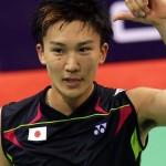 Kento Momota ranking