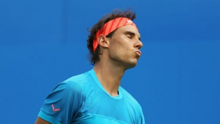 Federer into Halle QF As Nadal, Wawrinka Crash Out of Queen's Club, Murray Advances