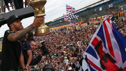 British GP at Silverstone