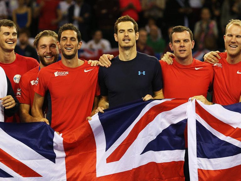 Davis Cup QFs