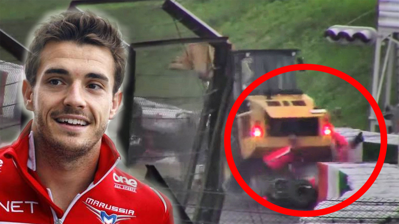 F1 Driver Jules Bianchi's Battle with Life Ends on July 17, 2015