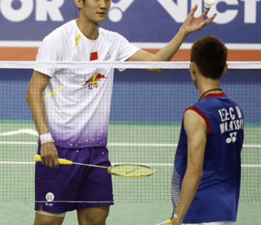 Lee Chong Wei Loses to Chen Long