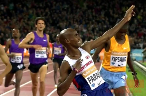 London Diamond League IAAF