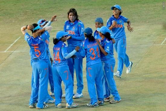 Mithali Raj Leads Indian