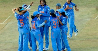 Mithali Raj Leads Indian